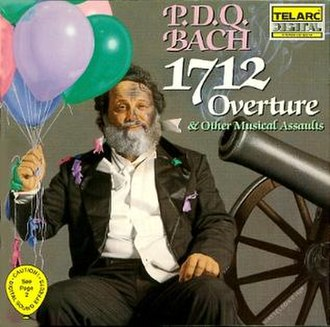 1712 Overture and Other Musical Assaults - Image: 1712 Overture and Other Musical Assaults