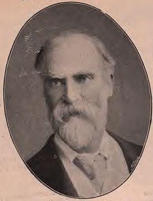 James Bryce, 1st Viscount Bryce - James Bryce c1895