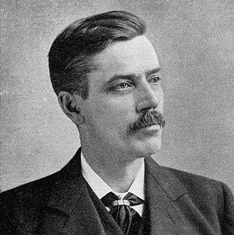 Arthur Richardson (politician) - Arthur Richardson, circa 1905