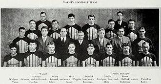 1929 Illinois Fighting Illini football team - Image: 1929 Fighting Illini football team
