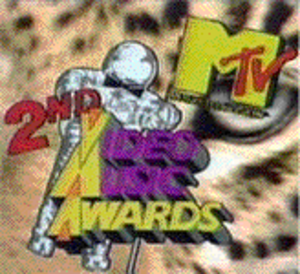 1985 MTV Video Music Awards - Image: 1985 mtv vma logo