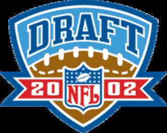 2002 NFL Draft - Image: 2002nfldraft