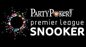 2011 Premier League Snooker - Image: 2011 Premier League Snooker logo