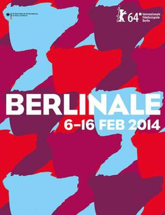 64th Berlin International Film Festival - Festival poster