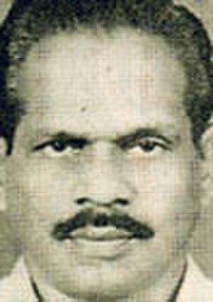 A. Thangathurai - Image: A. Thangathurai