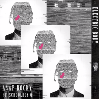 ASAP Rocky featuring Schoolboy Q — Electric Body (studio acapella)