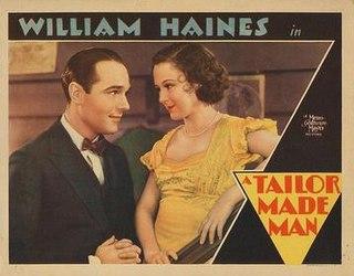<i>A Tailor Made Man</i> 1931 film