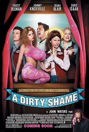 A Dirty Shame - Original release poster