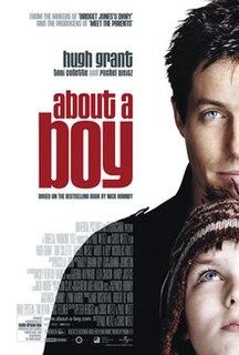 <i>About a Boy</i> (film) 2002 film