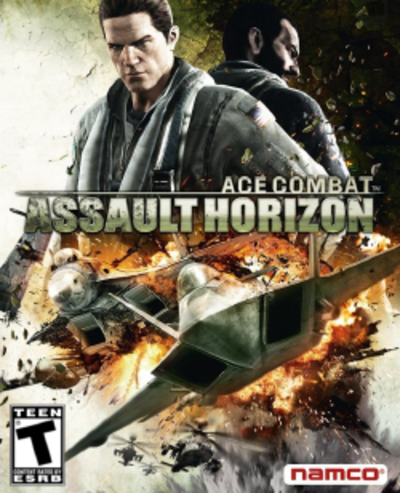 Picture of a game: Ace Combat: Assault Horizon