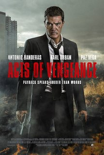 <i>Acts of Vengeance</i> (film) 2017 film by Isaac Florentine