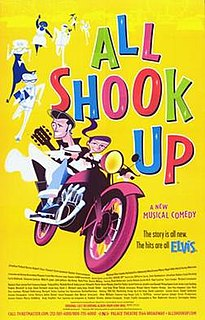 <i>All Shook Up</i> (musical) musical