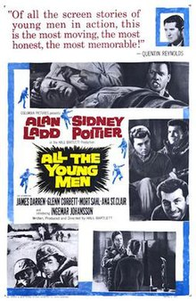 All the Young Men 1960 poster.jpg