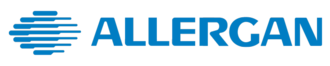 Allergan - Old logo used from 1983 or 2006