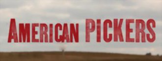 American Pickers - Image: American Pickers 2