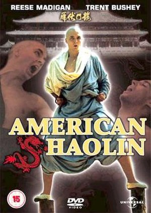 American Shaolin - American Shaolin DVD Cover