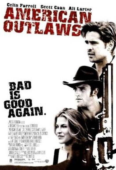 Picture of a movie: American Outlaws