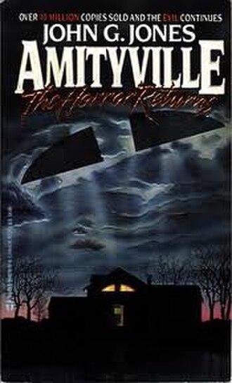 Amityville: The Horror Returns - Image: Amityville The Horror Returns