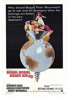 <i>Angel, Angel, Down We Go</i> 1969 film by Robert Thom