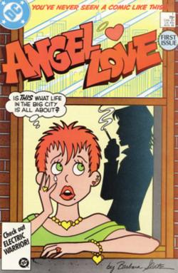 Image result for angel love comic