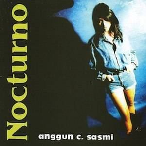Nocturno (Anggun album) - Image: Anggun Nocturno