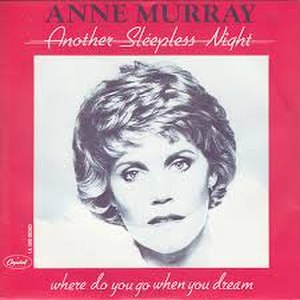 Another Sleepless Night (song) - Image: Another Sleepless Night Anne Murray