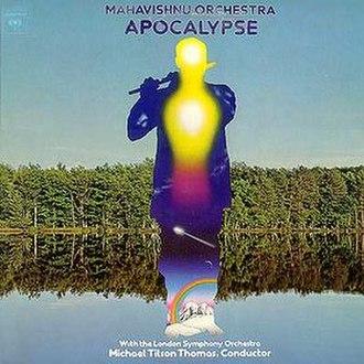 Apocalypse (Mahavishnu Orchestra album) - Image: Apocalypse Mahavishnu Orchestra