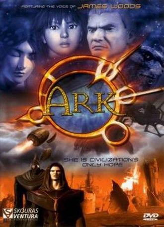 Ark (2005 film) - Image: Ark Film Poster