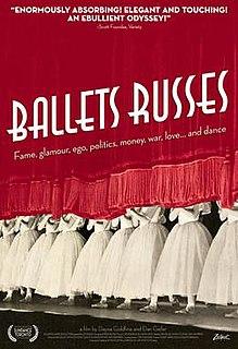 <i>Ballets Russes</i> (film) 2005 film