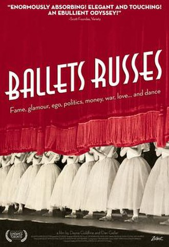 Ballets Russes (film) - Image: Ballets russes xlg