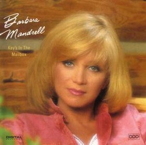 Key's in the Mailbox - Image: Barbara Mandrell Key's in the Mailbox