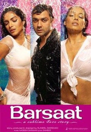 Barsaat (2005 film) - Theatrical release poster