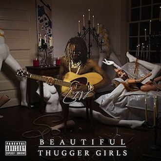 Beautiful Thugger Girls - Image: Beautiful Thugger Girls cover
