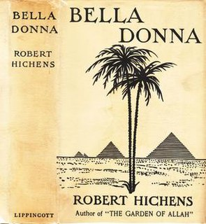 <i>Bella Donna</i> (novel)