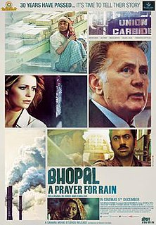 <i>Bhopal: A Prayer for Rain</i> 2014 film