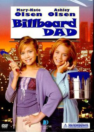 Billboard Dad - DVD cover