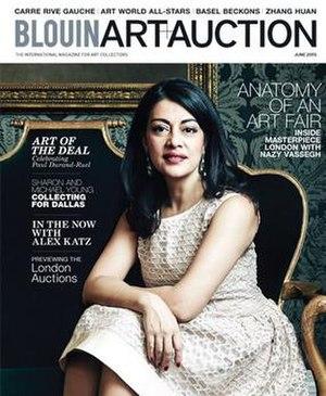 Art+Auction - Image: Blouin Art+Auction June 2015