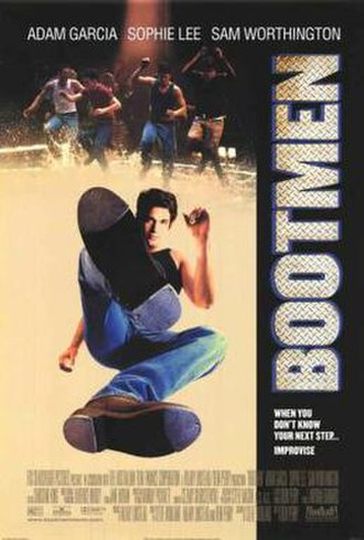 Bootmen - Theatrical poster for