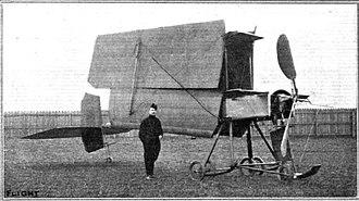 Air Battalion Royal Engineers - Image: Breguet IV folded