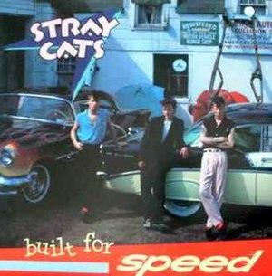 Built for Speed (album) - Image: Built For Speed cover