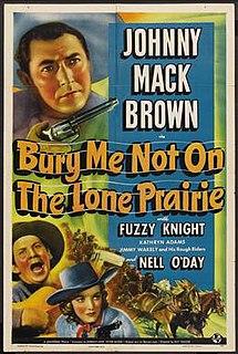 <i>Bury Me Not on the Lone Prairie</i> (film) film