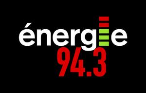 CKMF-FM - Last CKMF logo using the Énergie branding before conversion to NRJ.