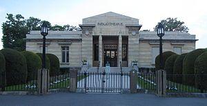 Carnegie Library of Reims - Carnegie Library of Reims