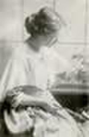 Caroline Snedeker - Image: Caroline Dale Snedeker, author