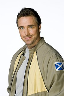 Carson Beckett Fictional character in the television series Stargate Atlantis