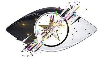 Celebrity Big Brother 18 (UK) - Image: Celebrity Big Brother 18 eye logo