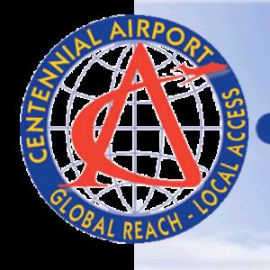 Centennial Airport - Image: Centennial Airport (logo)