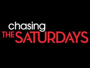 Chasing the Saturdays - Image: Chasing The Saturdayslogo
