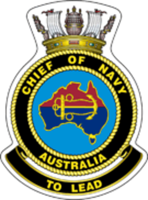 Chief of Navy (Australia) - Image: Chief Of Navy Australia