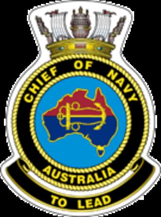 Chief of Navy (Australia) - Image: Chief Of Navy Australia